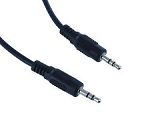 Stereo Audio Auxiliary 3.5 mm Male to Male cable